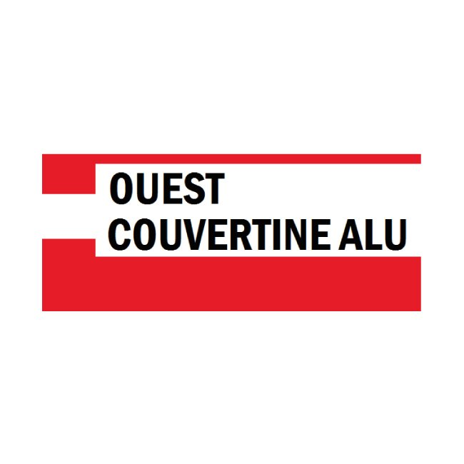 Ouest Couvertine Alu