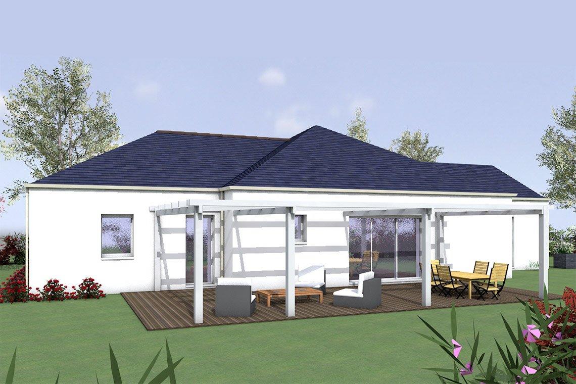 Plan De Maison Maison De Plain Pied 2 Faire 10