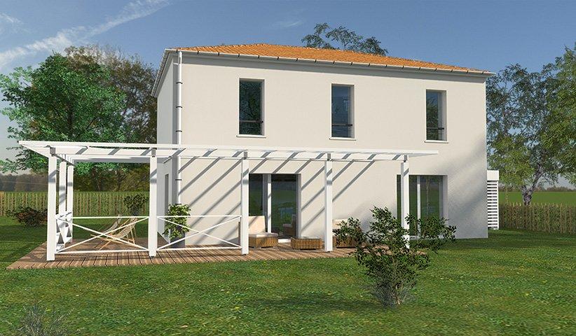 Maison Traditionnelle A Etage 120 M 4 Chambres