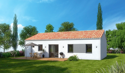 Maison Barbechat 80 m² 80.00 m²